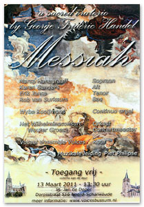 Concert The Messiah
