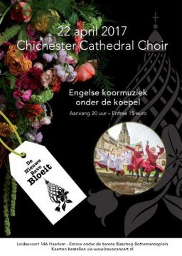 Chichester Cathedral Choir te gast in Bavokathedraal