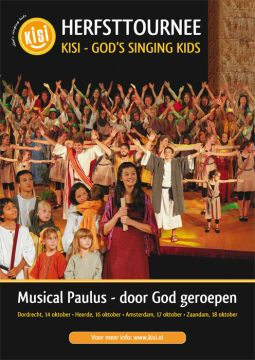 Musical 'Paulus' in het Zaantheater