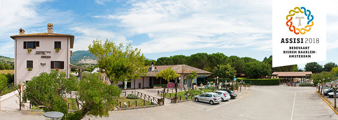 Camping Green Village Assisi