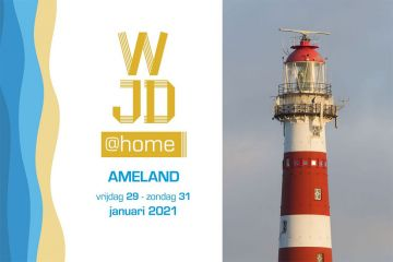 Save the date - WJD@Home